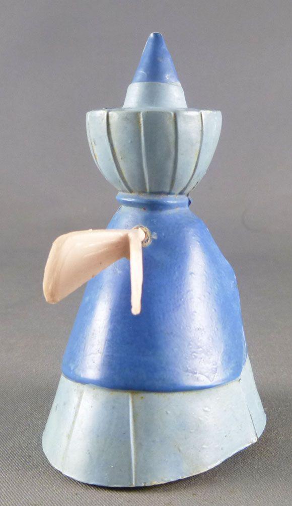 La belle au bois dormant - Figurine Jim - Dame Pimprenelle la bonne fée bleue
