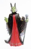 La belle au bois dormant - Figurine Jim - Maléfice et son corbeau