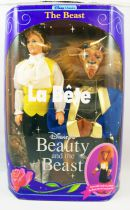 La Belle et la Bête - La Bête - Poupée Mattel 1991 (ref.2436)