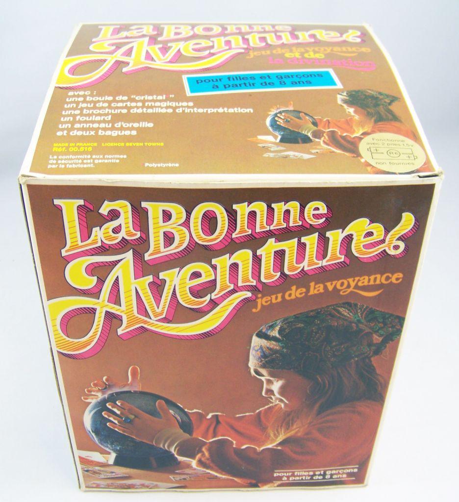 La Bonne Aventure (Crystal Ball) - Interlude Game 1980