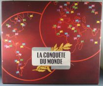 La Conquête du Monde (Risk)  - Board Game - Miro Company 1957 Mint in Box