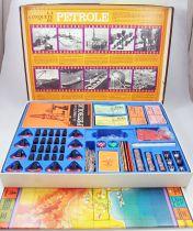 La Conquête du Pétrole - Board Game - Fernand Nathan 1973