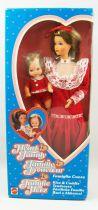 La Famille Doucoeur - Maman et Bébé Tendresse - Mattel 1986 (ref.3140)