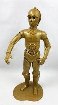 La Guerre des Etoiles - Z-6PO (C-3PO) Zed-Cispeo - Model Kit - Meccano 1978 (loose w/box)