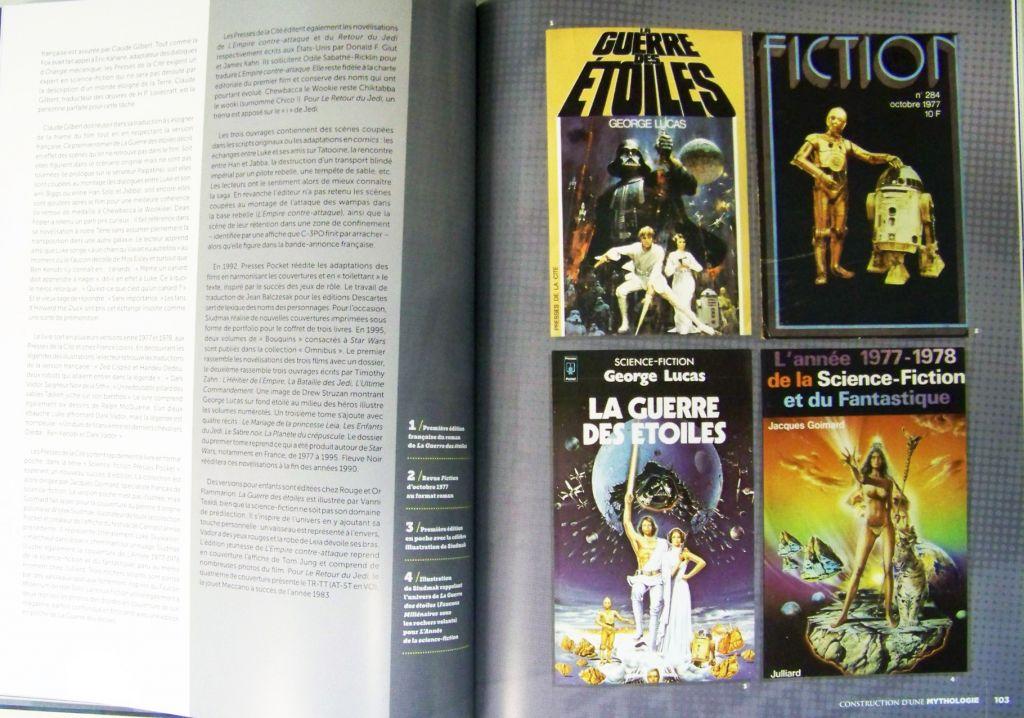 La Guerre des Etoiles La Saga vue de France - Editions Huginn & Muninn 06
