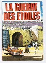 La Guerre des Etoiles (Star Wars) 1978 - Décalcomanies & Dioramas Letraset (occasion)
