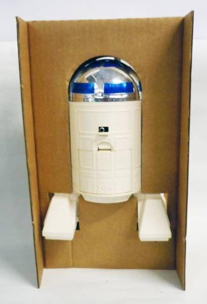 La Guerre des Etoiles 1978 - Meccano - Robot D2 R2 Radio-Commandé (neuf en boite)