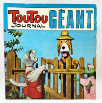 La Maison de Toutou - Toutou-Journal Géant n°2 - Edition MCL 1977