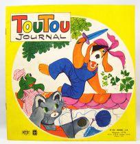 La Maison de Toutou - Toutou-Journal Mensuel n°85 - ORTF 1974