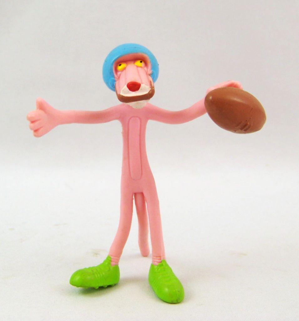 La Panthère Rose - Figurine Flexible San Carlo Promotion - Footballeur US