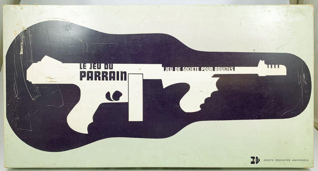 La Parrain - Jeu de societé - Jouets Educatifs Universels 1971