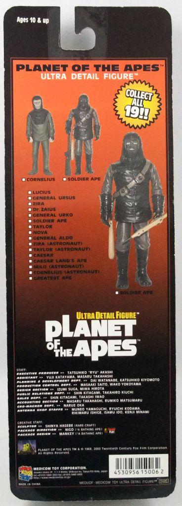 La Planète des Singes - Medicom Ultra Detail Figure - Soldier Ape