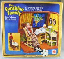 La Sunshine Family - La Chambre de Bébé - Mattel 9804