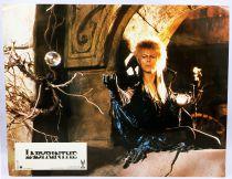 Labyrinthe - Lobby Card - Jareth le Roi des Goblins (David Bowie)