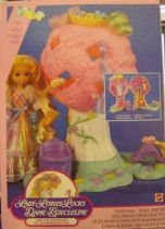 Lady Lovely Locks Mint in box Pixietail Tree House playset