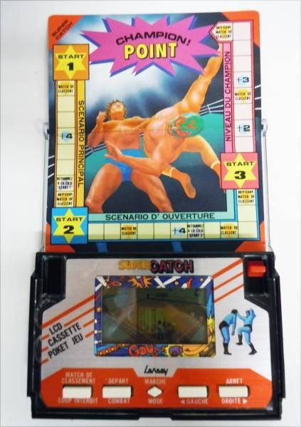 Lansay - LCD Pocket Game - Super Catch