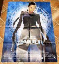 Lara Croft Tomb Raider - Movie Poster 120x160cm - Columbia Pictures 2001