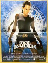 Lara Croft Tomb Raider - Movie Poster 40x60cm - Columbia Pictures 2001