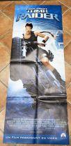 Lara Croft Tomb Raider - Movie Poster 60x160cm - Columbia Pictures 2001