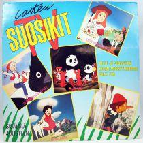 Lasten TV Suosikit (la TV des enfants) - Disque 33T - Finlande 1986