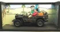 Laurel & Hardy in Jeep Adventures
