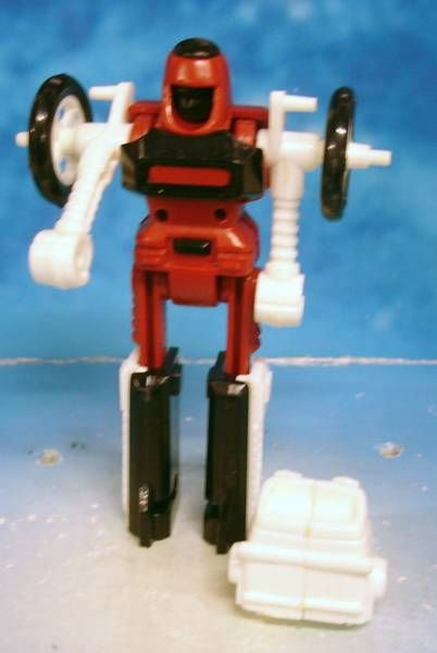 Le Défi des GoBots - Cy-Kill - Figurine Gum Tresor May (loose)