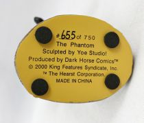 Le Fantôme (Lee Falk) - Statue Dark Horse (2000) Edition Limitée 750ex (Yoe Studio)