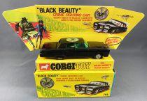 Le Frelon Vert (The Green Hornet) - Corgi 1966 - Black Beauty Ref.268 (occasion en boite avec display)