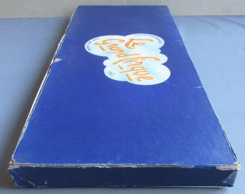 Le Grand Cirque - Jeu de Société Vintage Clostermann Bcp - Avec Boite