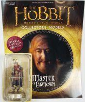 Le Hobbit - Eaglemoss - Le Maitre de Lacville