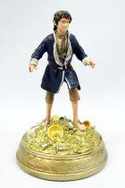 Le Hobbit - Eaglemoss - N°08 Bilbon Sacquet à la Montagne Solitaire (loose)