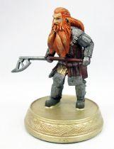 Le Hobbit - Eaglemoss - N°30 Gloïn à la Montagne Solitaire (loose)