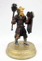Le Hobbit - Eaglemoss - N°34 Nori à la Montagne Solitaire (loose)