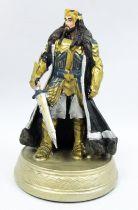 Le Hobbit - Eaglemoss - N°37 Le Roi Thorin à la Montagne Solitaire (loose)