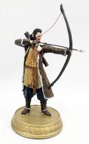 Le Hobbit - Eaglemoss - N°38 Bard l\'Archer à Lacville (loose)