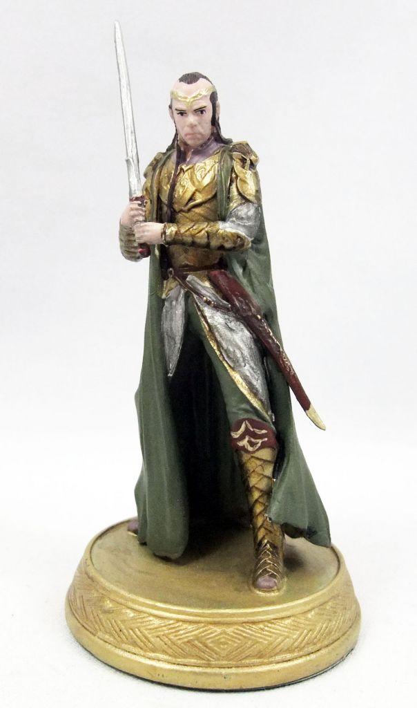 Le Hobbit - Eaglemoss - N°44 Elrond à Dol Guldur (loose)