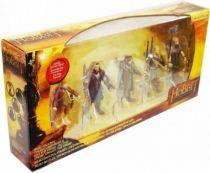 Le Hobbit : Un Voyage Inattendu - Collector pack : Bilbon, Thorïn, Kili, Fili, Dwalïn