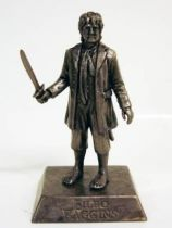 Le Hobbit : Un Voyage Inattendu - Mini Figurine - Bilbon Sacquet (argent)