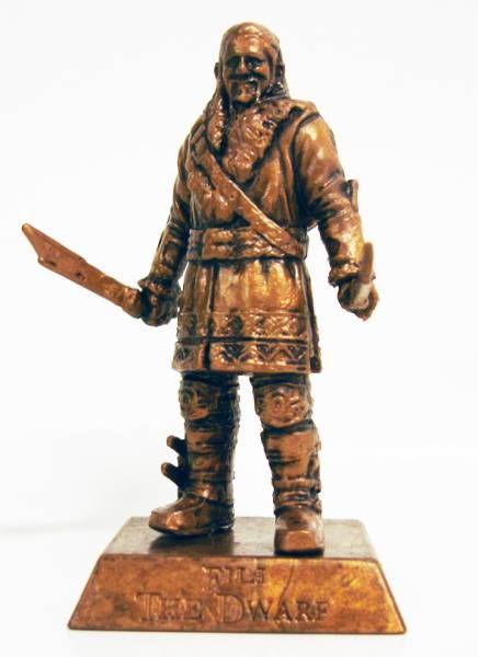 Le Hobbit : Un Voyage Inattendu - Mini Figurine - Fili (bronze)