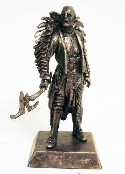 Le Hobbit : Un Voyage Inattendu - Mini Figurine - Yazneg (argent)