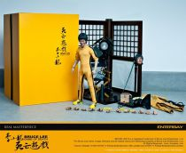 Le Jeu de la Mort (Game of Death) - Bruce Lee - Figurine 30cm Enterbay (Behind the Scene Edition)