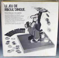 Le Jeu de Riboul\'dingue - Board Game -Colorforms 1974