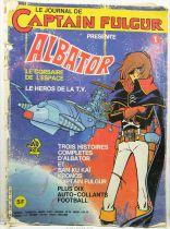 Le Journal de Captain Fulgur présente Albator - Mensuel n°01 - Editions Dargaud