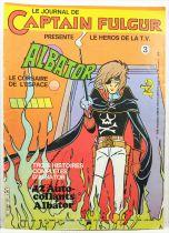 Le Journal de Captain Fulgur présente Albator - Mensuel n°03 - Editions Dargaud