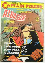 Le Journal de Captain Fulgur présente Albator - Mensuel n°04 - Editions Dargaud