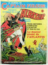 Le Journal de Captain Fulgur présente Albator - Mensuel n°07 - Editions Dargaud