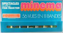 Le Livre de la Jungle - Meccano France - Minema Série I 8 Bandes 56 Vues Fixes Couleur Neuf Boite