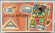 Le Loto des Métiers - Jeu Willeb Réf 1827 - Neuf Boite