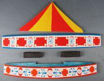 Le Manège enchanté - Figurine Carton Magnétique Djeco 1966 - Manège