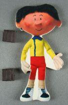 Le Manège enchanté - Figurine Carton Magnétique Djeco 1966 - Pio